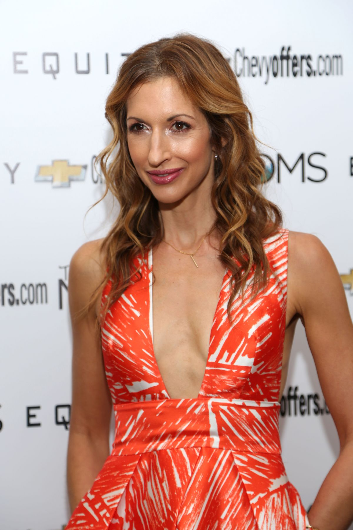 Alysia Reiner At Quot Mamarazzi Screening Of Equity At Crosby