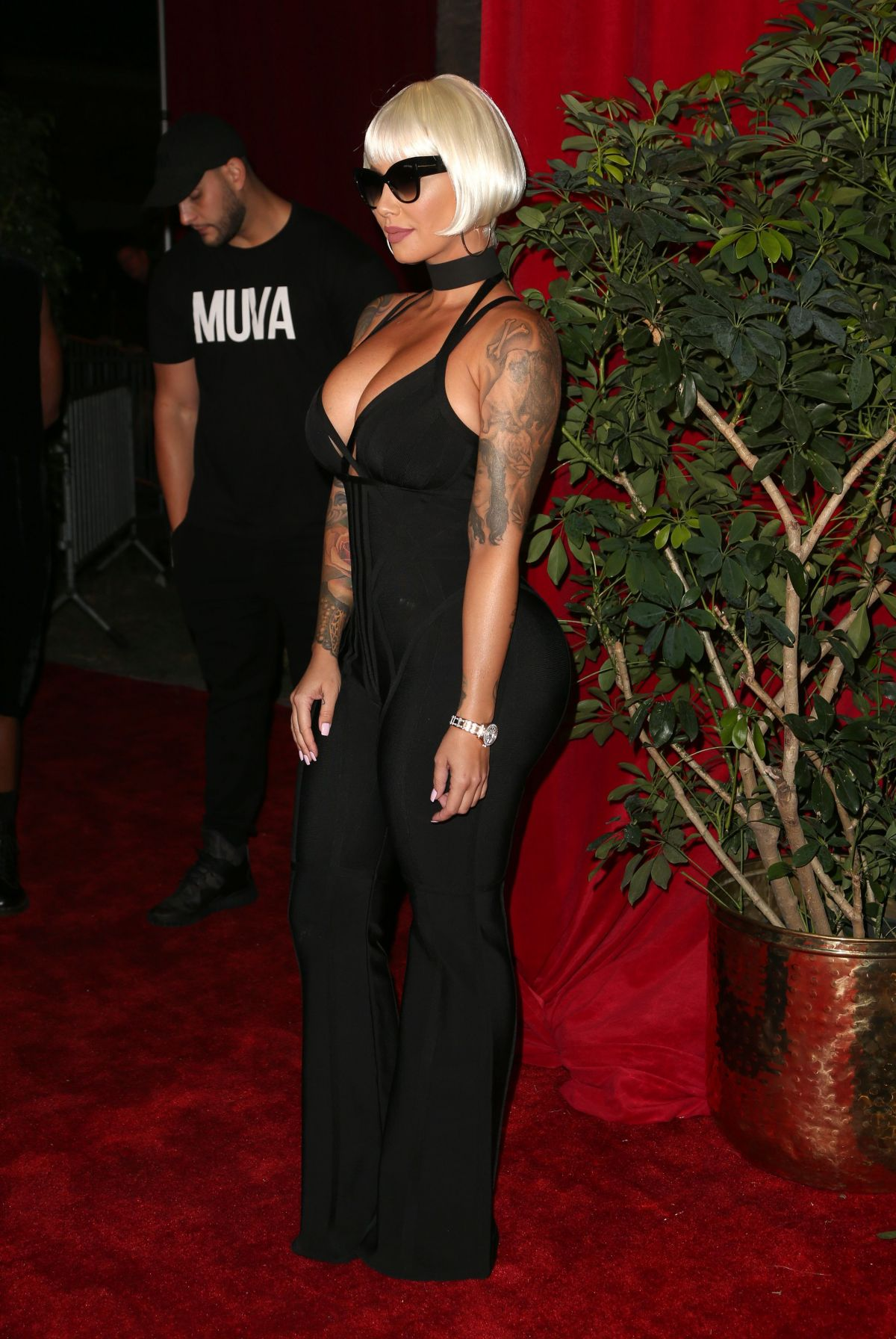 Amber Rose At 2016 Maxim Hot 100 Party In LA Celebzz