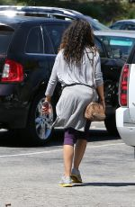 Camila Alves Out for a bit of shopping at Malibu