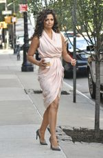 Camila Alves Out in New York City
