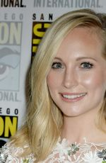 Candice Accola At Comic-Con International 2016 - Day 3 - at San Diego Convention Center
