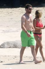Carrie Underwood On vacation in Cabo San Lucas