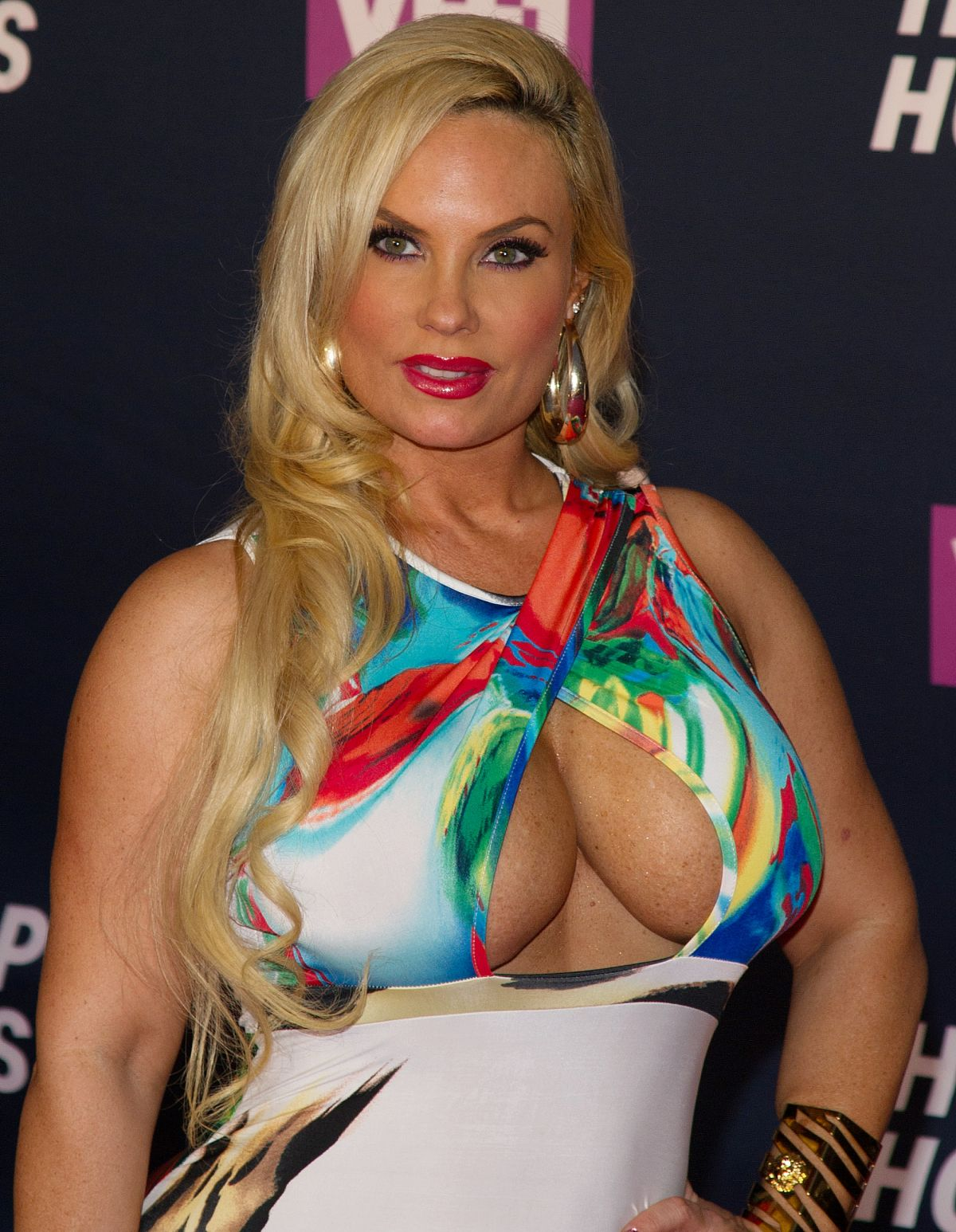 Coco Austin At Vh1 Hip Hop Honors In New York City Celebzz