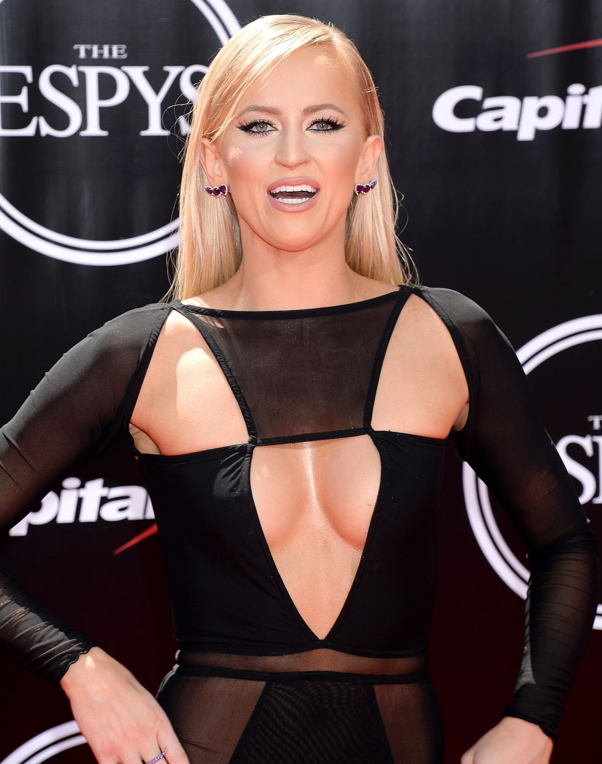 Danielle Moinet At ESPY Awards in Los Angeles