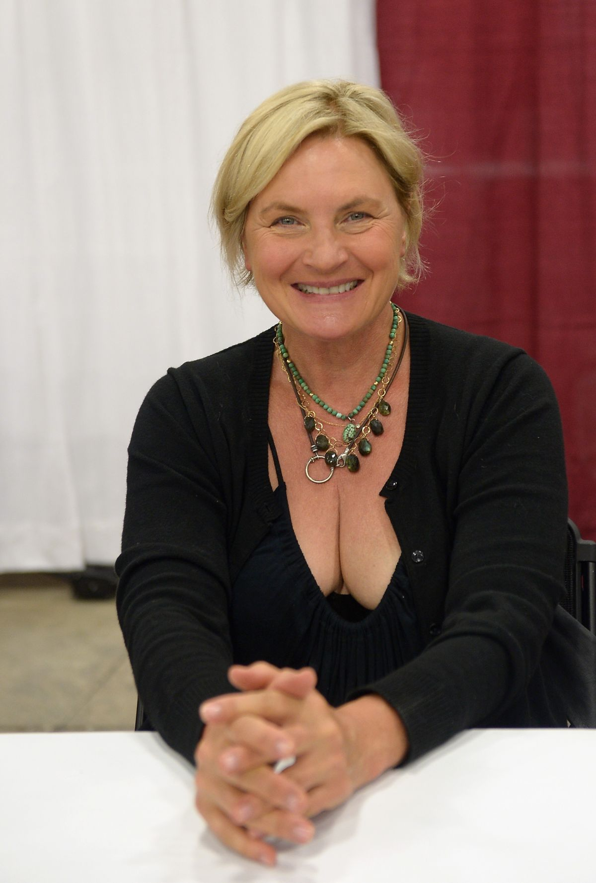 Denise Crosby At Flori...