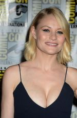 Emilie de Ravin At Once Upon A Time press line at Comic-Con in San Diego