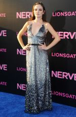 Emily Meade At Nerve Premiere in NYC