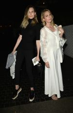 Erin Foster At Elizabeth and James store opening party held at Chateau Marmont