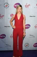 Eugenie Bouchard At WTA Pre-Wimbledon Party at Kensington Roof Gardens in London