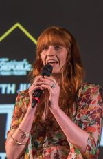 Florence Welch Introduces her short film