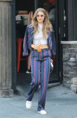 Gigi Hadid Out And About in NYC