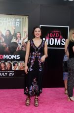 Hayley Orrantia At Premiere of