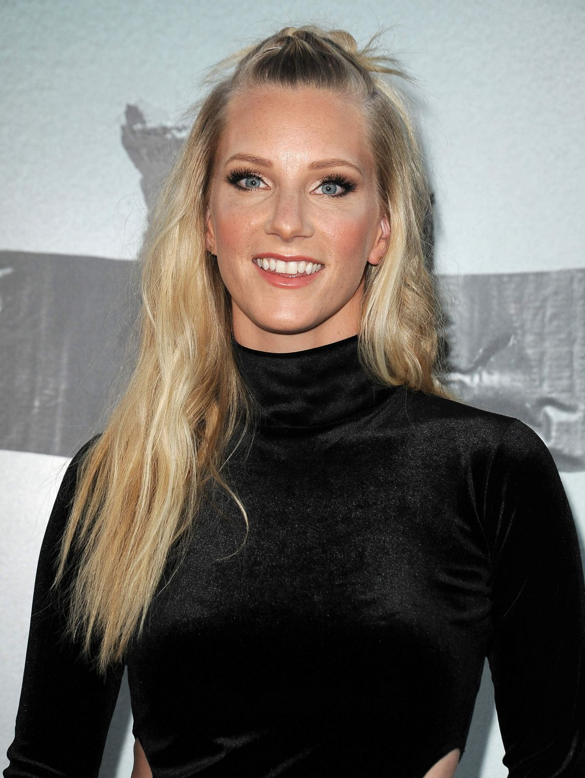 Heather Morris At Los Angeles premiere of 'Lights Out ...