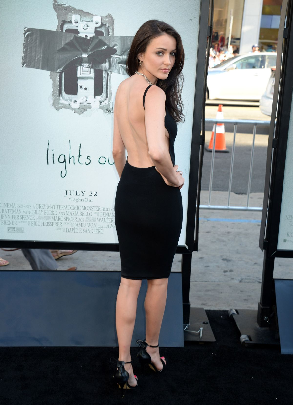 Karen Hassan At 'Light... Jennifer Aniston