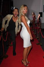 Liana Isadora At Love Island: Heading Home Wrap Party in London