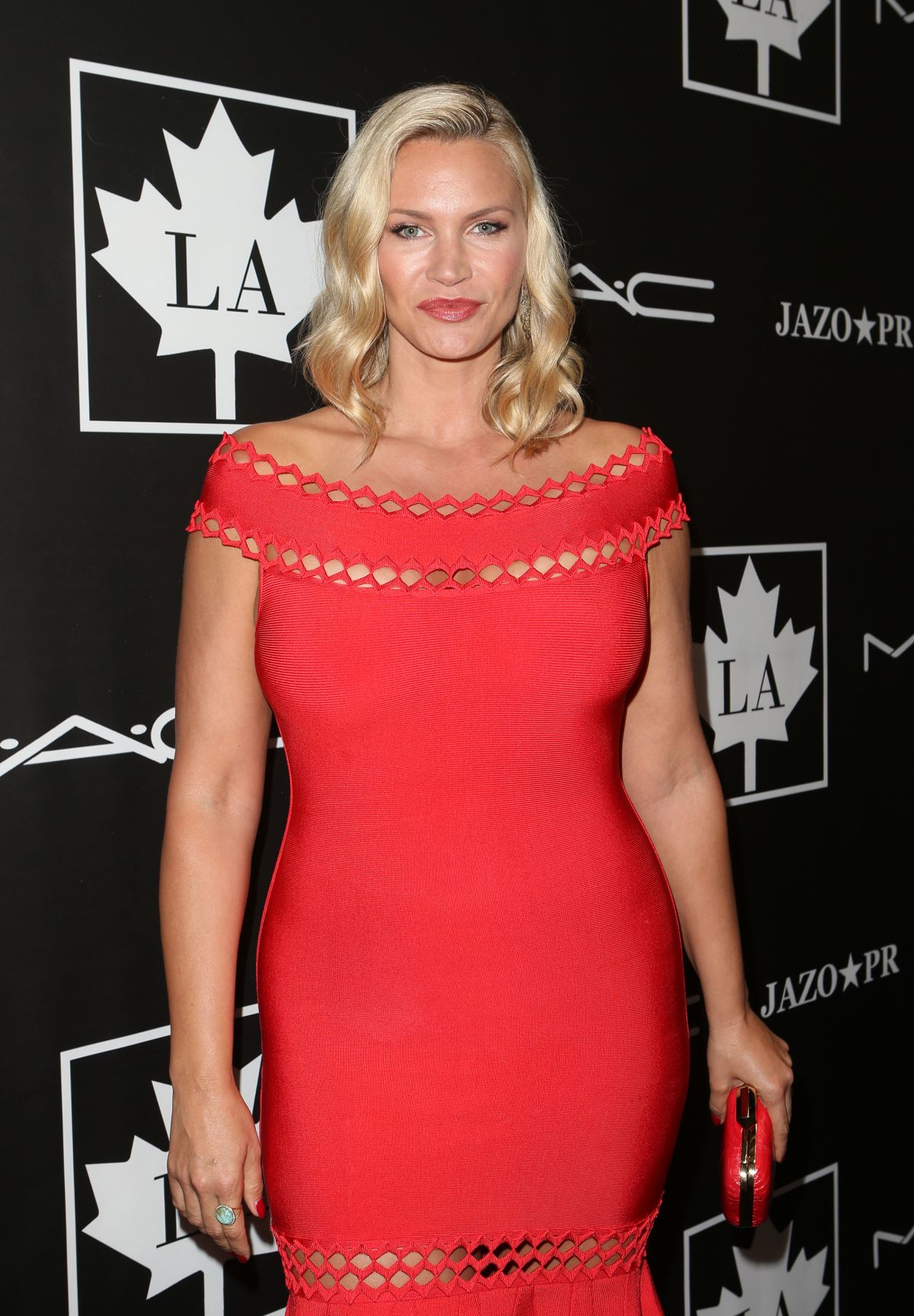 Natasha Henstridge At Golden Maple Awards 2016 Los Angeles ...