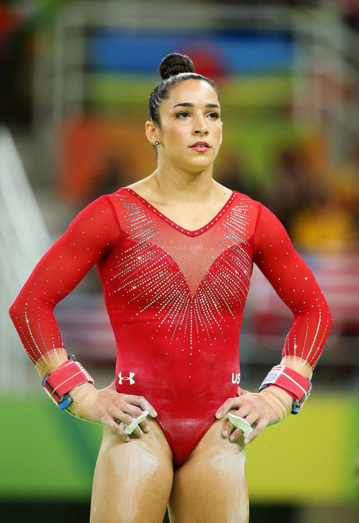 Aly Raisman At Rio Olympics Celebzz