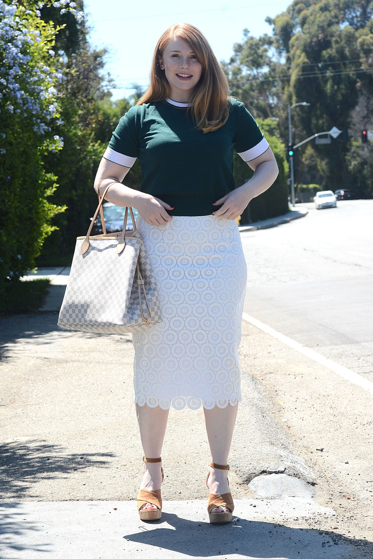 Bryce Dallas Howard At Instyle Annual Day Of Indulgence