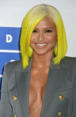 Cassie At MTV Video Music Awards in New York City