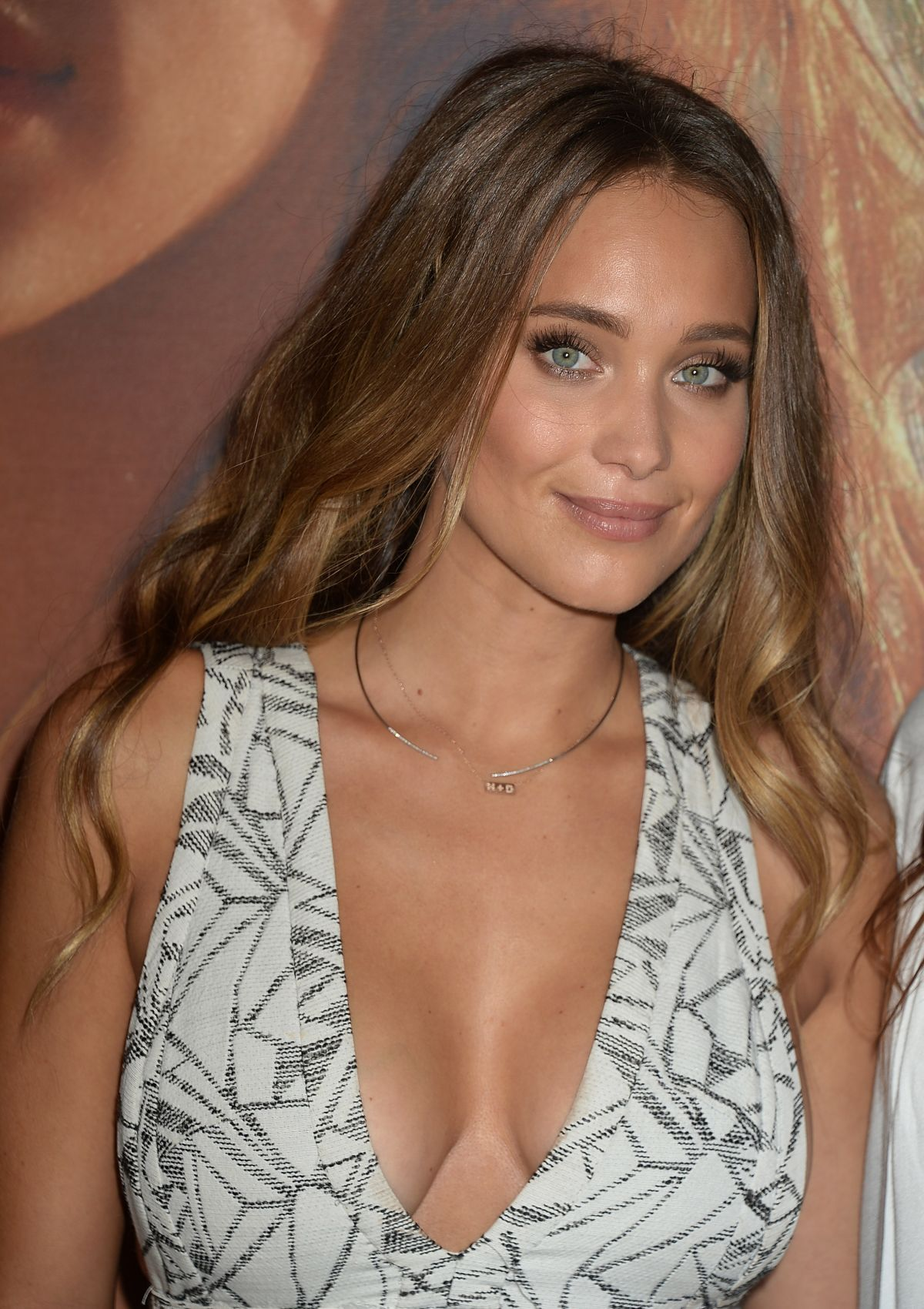 Hannah Davis At Sports Illustrated Summer of Swim Fan Festival in Coney Island
