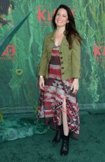 Holly Marie Combs At Premiere of