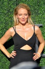 Jewel Kilcher At Opening Day of The 2016 US Open Tennis Championships in Queens