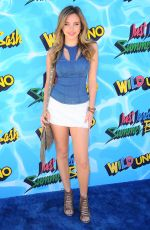 Ryan Newman At 4th Annual Just Jared Summer Bash in Los Angeles