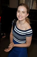 Willa Fitzgerald Out in NYC