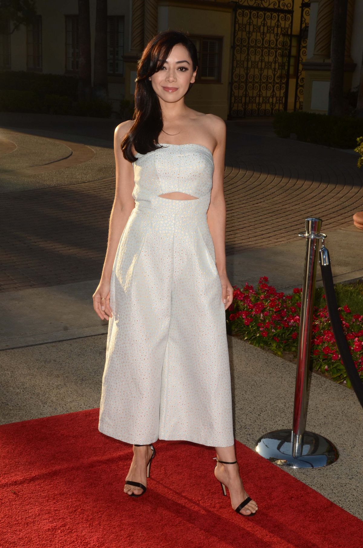 """Aimee Garcia At """"Sister Cities"""" Premiere in L.A."""