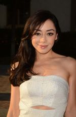 "Aimee Garcia At ""Sister Cities"" Premiere in L.A."