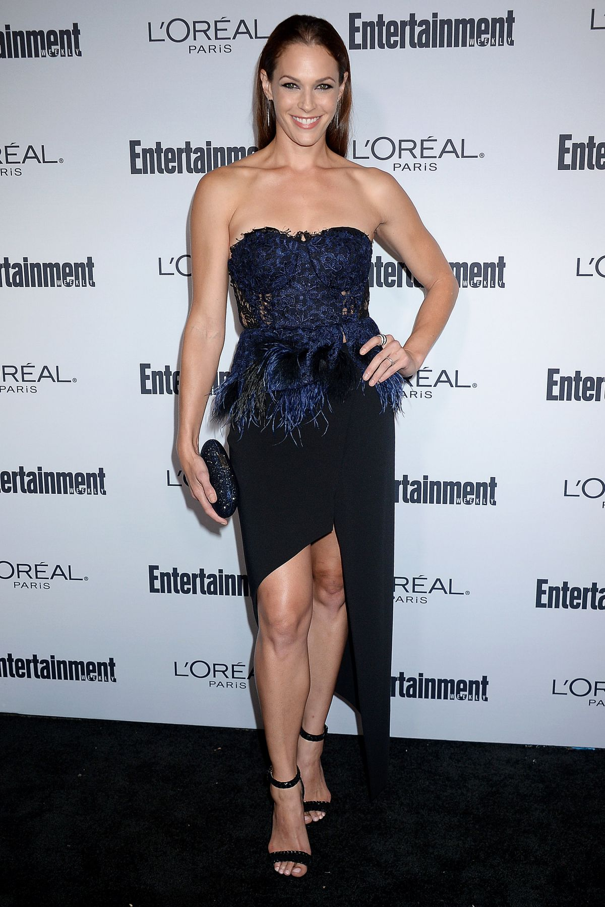 Amanda Righetti At Entertainment Weekly Hosts 2016 Pre-Emmy Party, Nightingale Plaza, LA