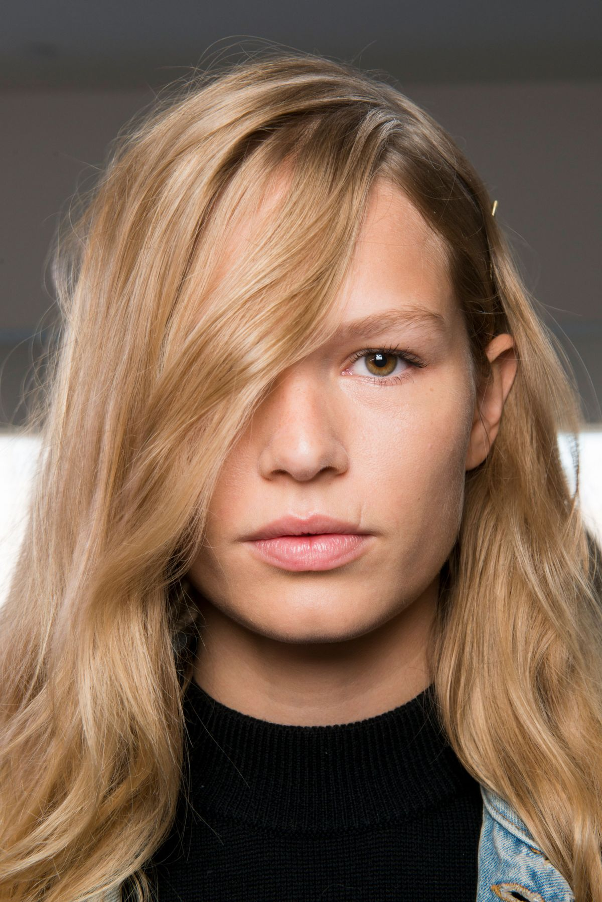 Anna Ewers By Karl Lagerfeld For: Anna Ewers At Michael Kors Spring 2017 Runway Show During