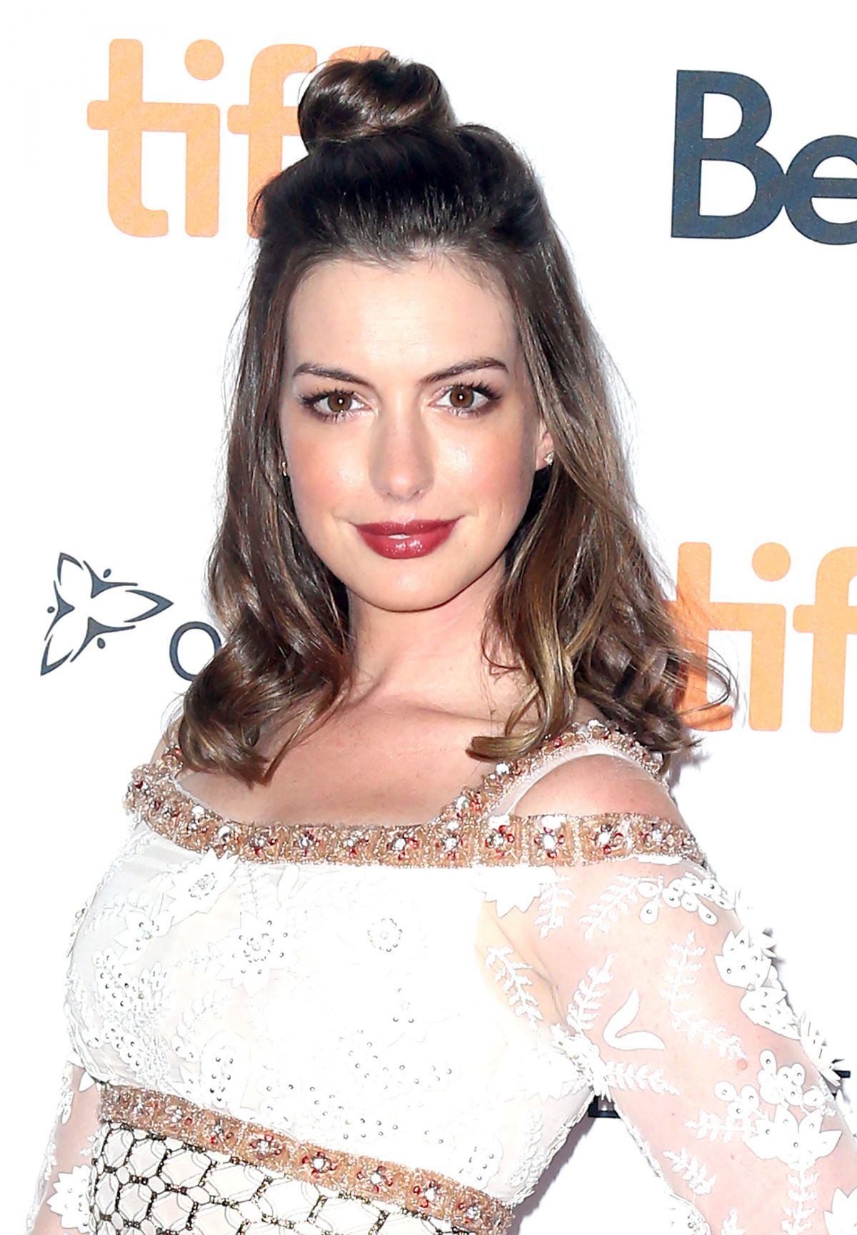 Anne Hathaway At Colossal Premiere at The TIFF Toronto ... Anne Hathaway