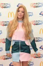 Becky Hill At Fusion Festival on Otterspool Promenade in Liverpool