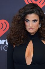 Idina Menzel At 2016 iheartradio music festival at t-mobile arena in las vegas