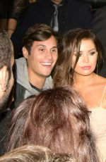 Jessica Wright At her birthday party at 100 Wardour club in London