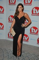Jessica Wright At The TV Choice Awards 2016 in London