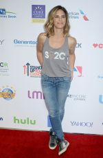 Jillian Michaels At 5th Biennial Stand Up To Cancer at Walt Disney Concert Hall in Los Angeles, CA