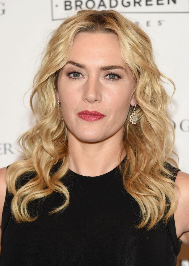 "Kate Winslet At ""The Dressmaker"" New York Screening - Celebzz Kate Winslet"