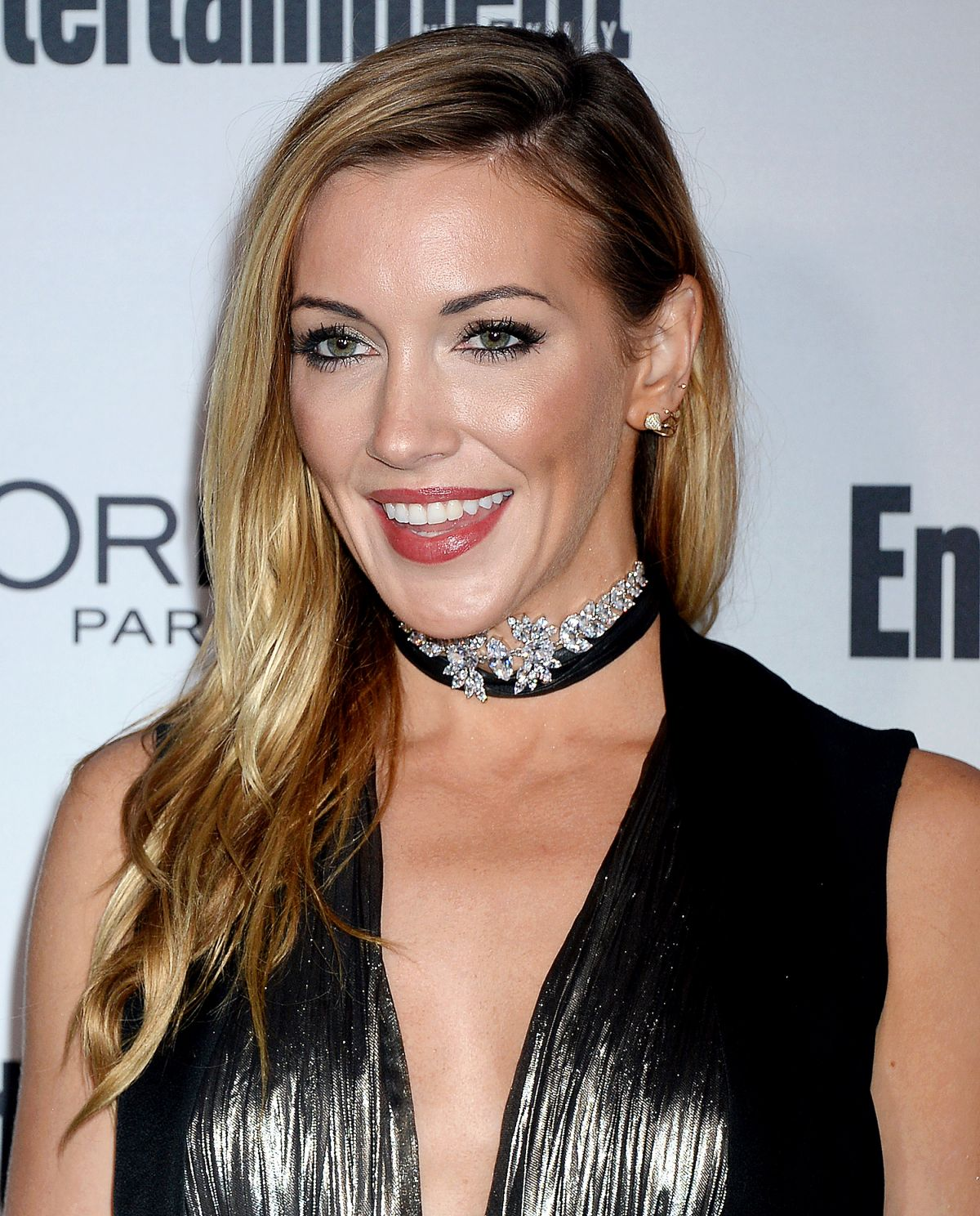 Katie Cassidy At Enter...