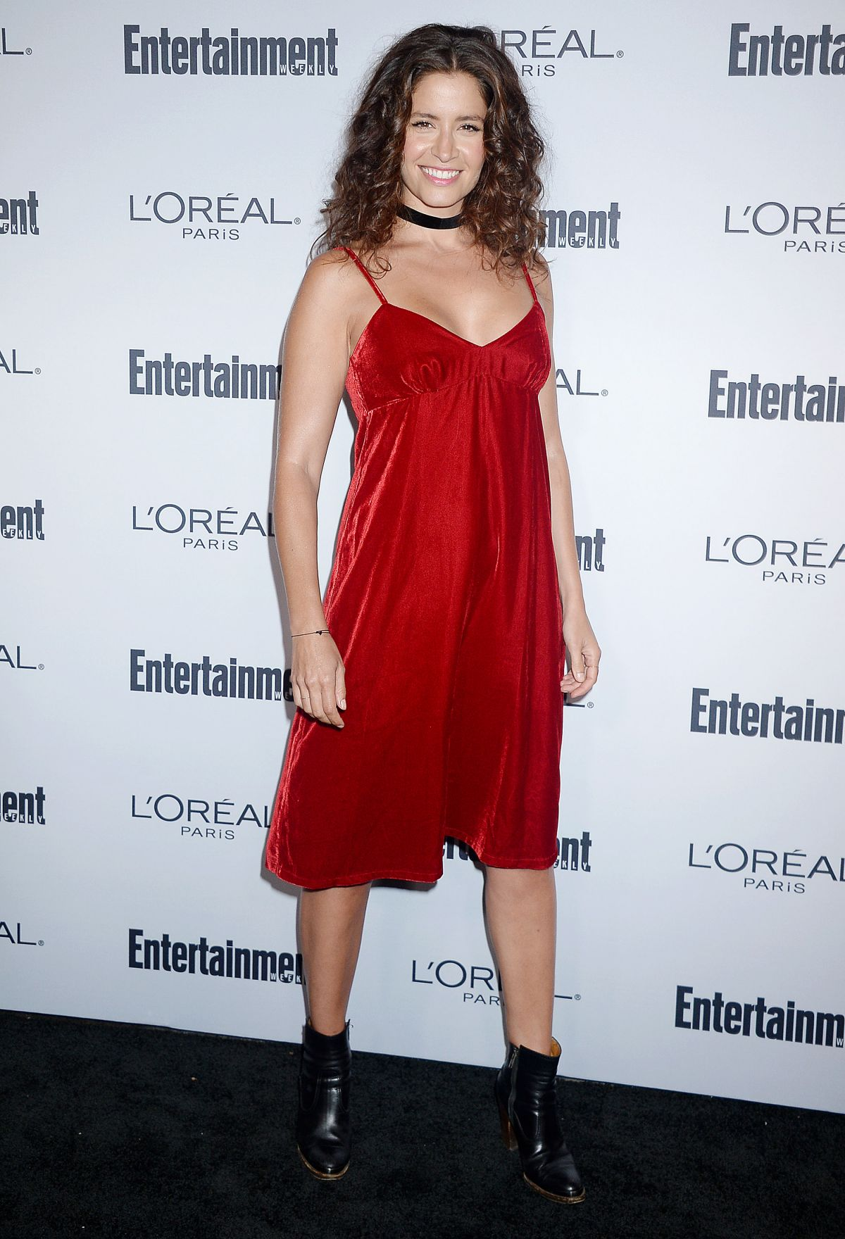 Mercedes Mason At Entertainment Weekly Hosts 2016 Pre-Emmy Party, Nightingale Plaza, LA