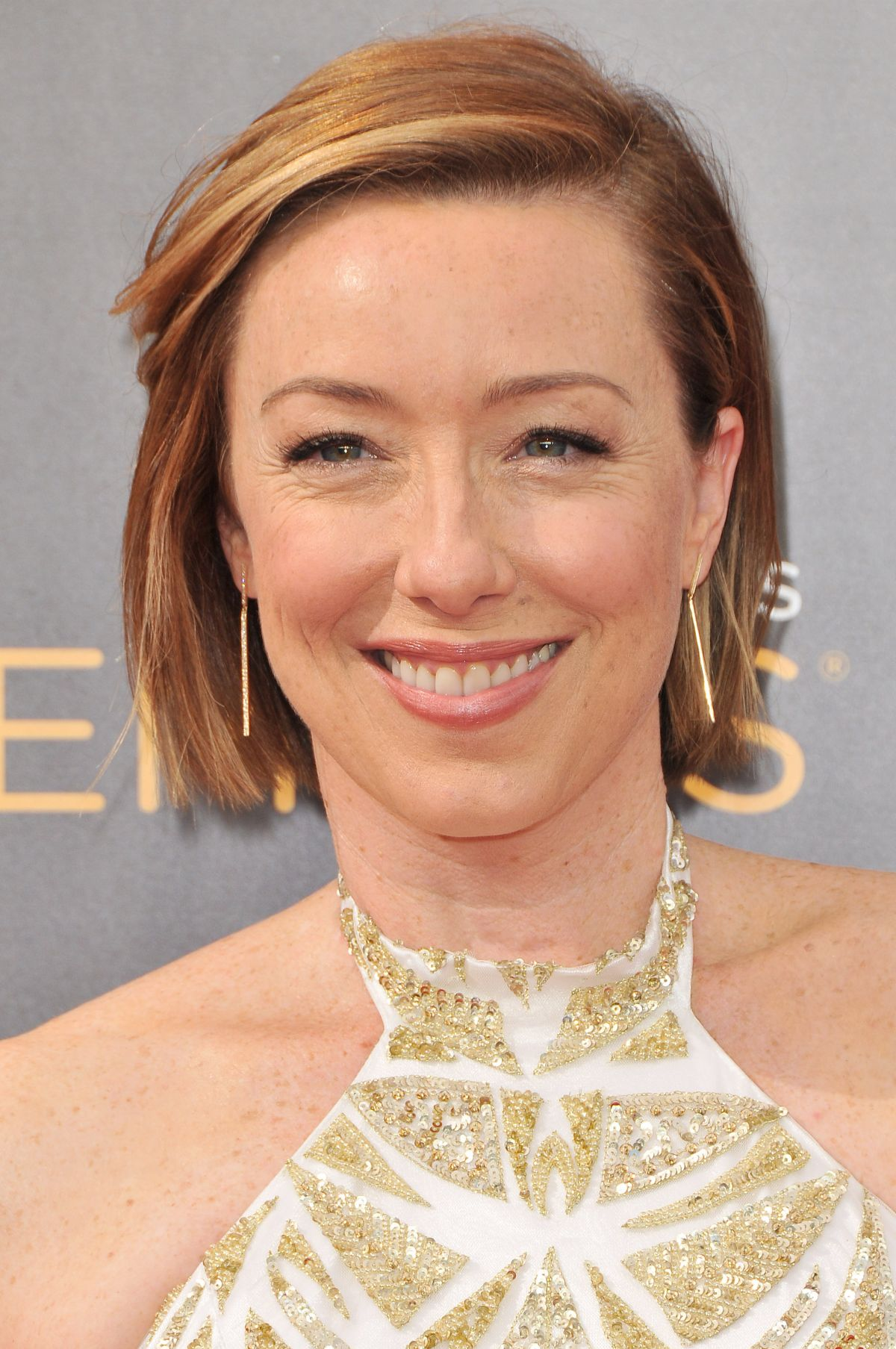 Molly Parker At Creative Arts Emmy's Awards, Los Angeles ...