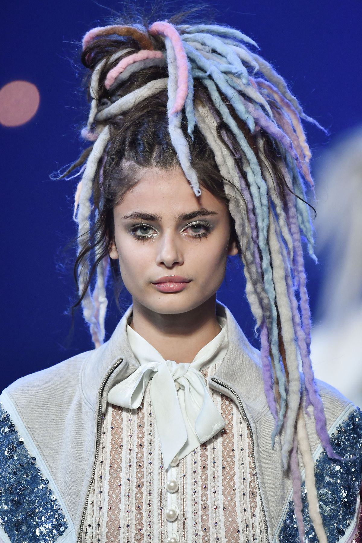 Taylor Marie Hill At Marc Jacobs Spring Summer 2017 Show As Part Of New York City Fashion Week