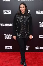 Alanna Masterson At AMC presents