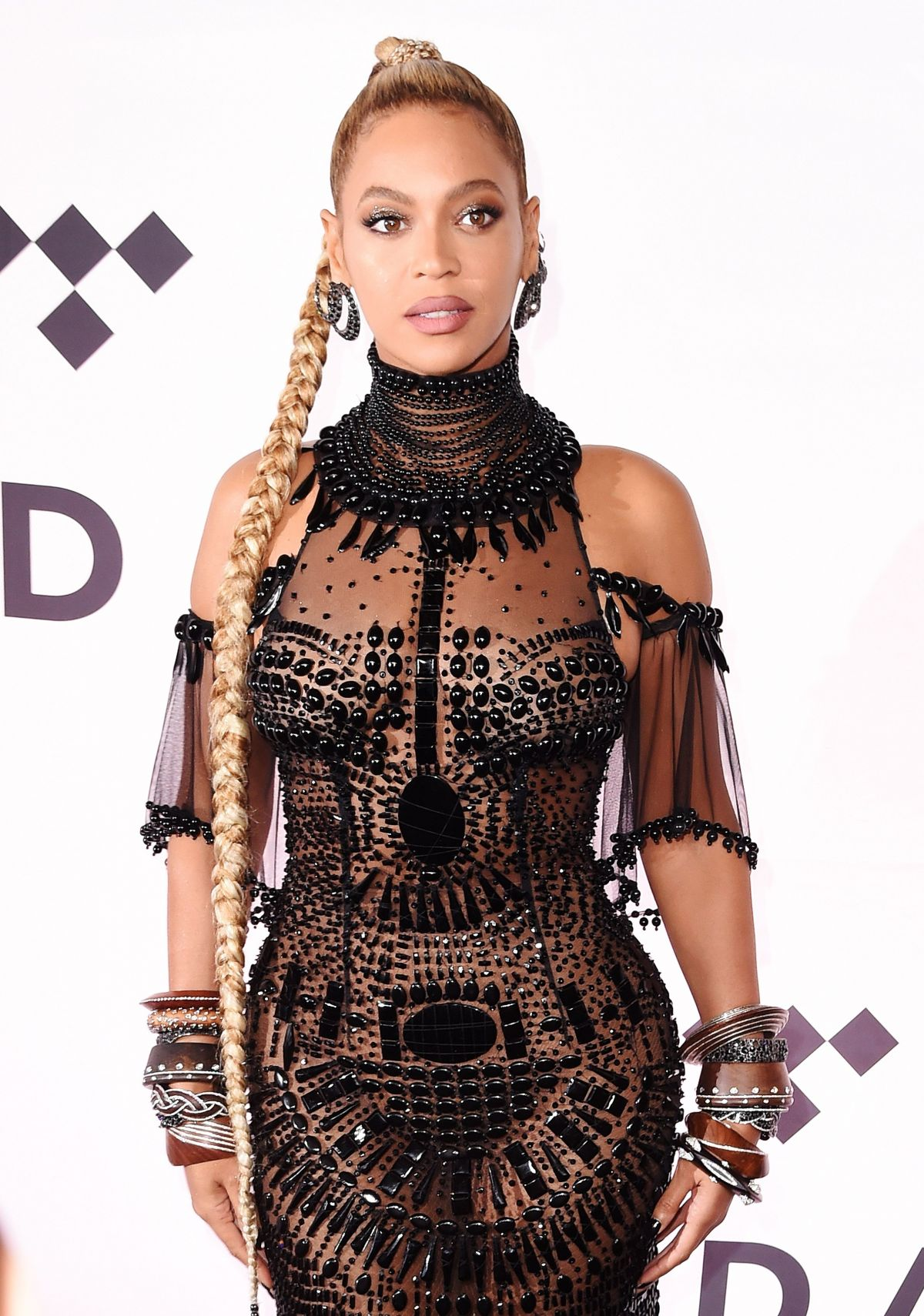 Beyonce Knowles At Tidal X 1015 In Brooklyn Celebzz