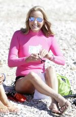Bo Derek Participates In The Spetses Mini Marathon In Greece