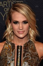 Carrie Underwood At CMT Artists of the Year 2016 in Nashville
