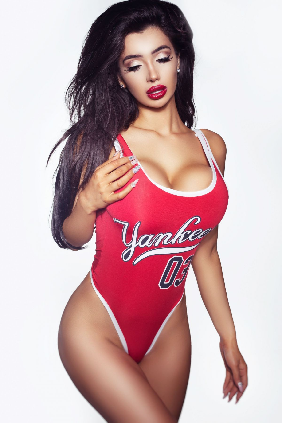 Chloe Khan At Z-Lister Jeany Savage PS