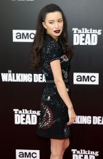 Christian Serratos At amc presents