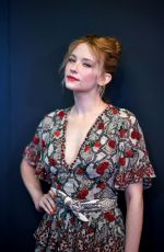 "Haley Bennett At ""the girl on the train"" New York Premiere"
